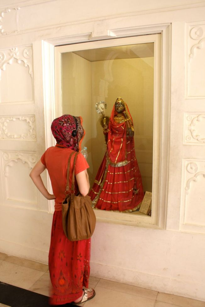 Notes on Indian Fashion