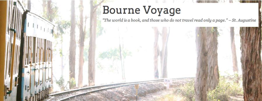 Bourne Voyage