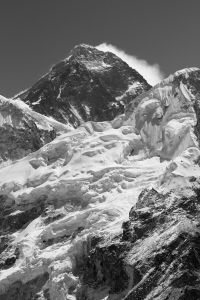 Sagarmatha (Everest) from the top of Kala Patthar